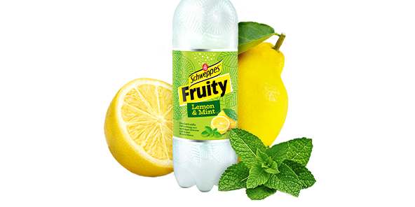 Fruity Lemon & Mint