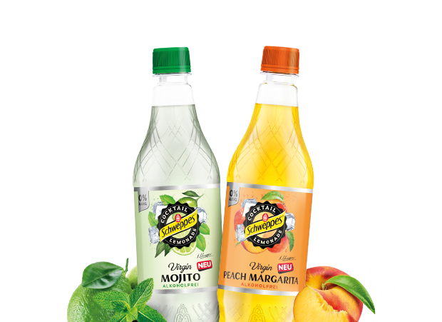 Schweppes Cocktail Lemonade