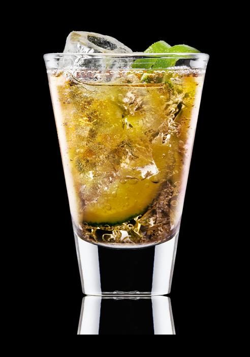 Whiskey Ginger Ale Rezept Cocktail
