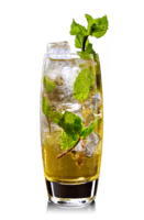 Ginger Ale Mint